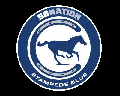 Stampede Blue
